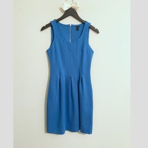J. Crew Dresses - J. Crew Pleated Flare Dress in Brilliant Sea